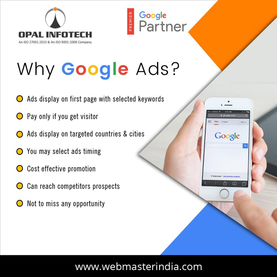 Importance of Google Ads