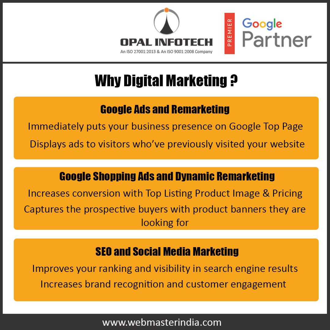 Benefits of digital marketing tools