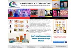 Chemet Wets & Flows Pvt. Ltd.