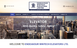 Endeavour Wintech Elevators Limited
