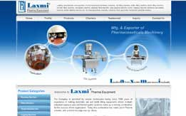Laxmi Pharma Equipments